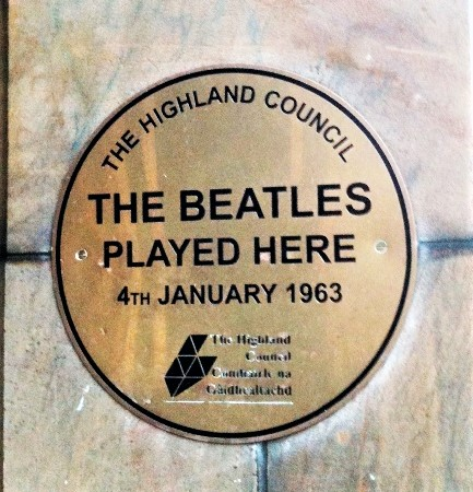 Beatles dingwall